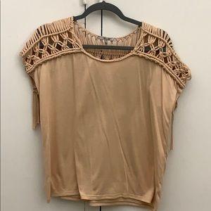 Miss Me Fringe T' shirt